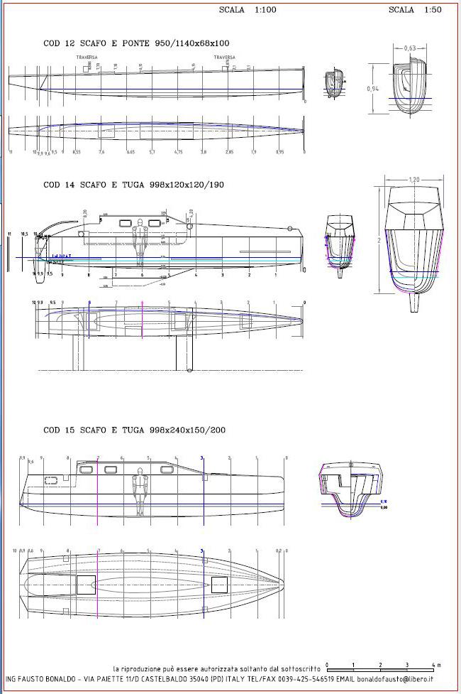 Fausto bonaldo studio ing progettazione e produzione di for Piani di produzione